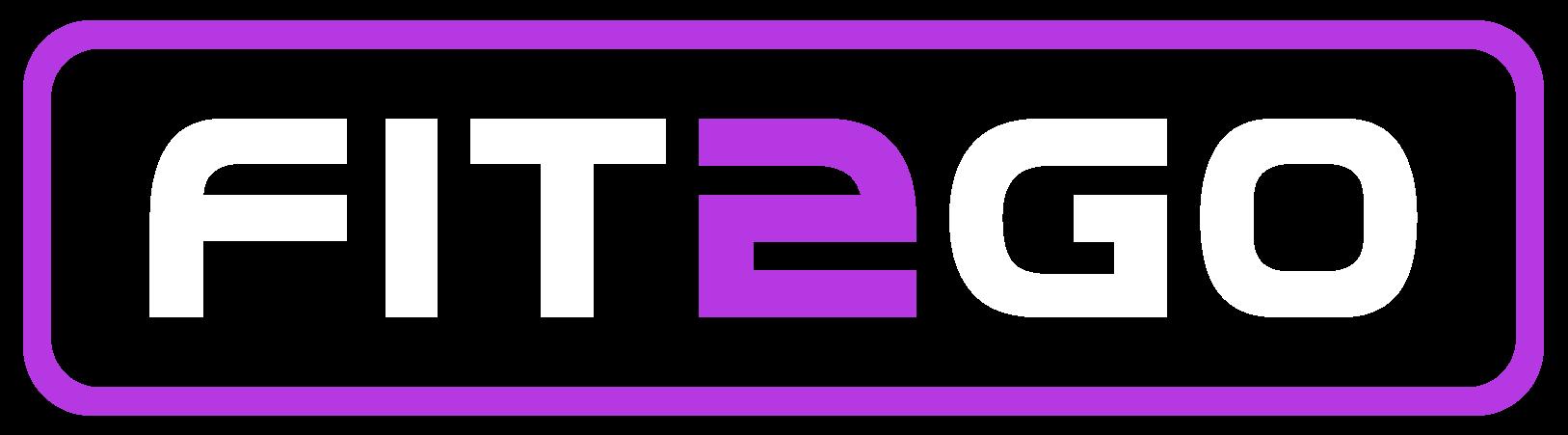 FIT2GO sportschool Woerden Logo